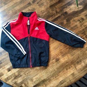 Adidas warm up jacket 2t